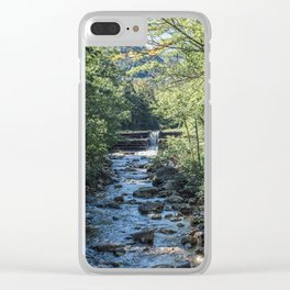 Marcy Dam I Clear iPhone Case