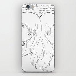 BPD iPhone Skin