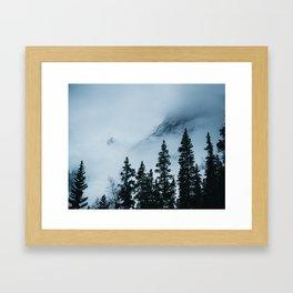 Mount Lawrence Grassi Framed Art Print