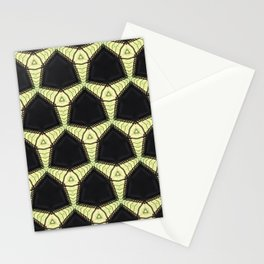 African Savanna Pattern Stationery Cards