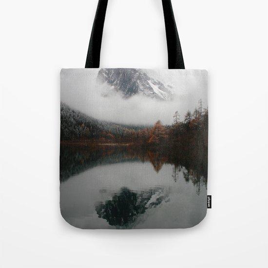 Beautiful Mountain # reflection Tote Bag