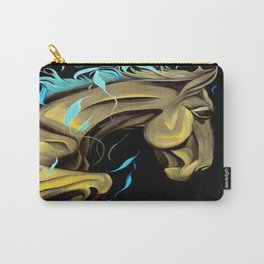 Golden horse paintwork Carry-All Pouch