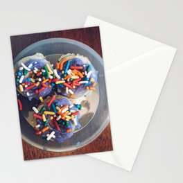 Mini Donuts Stationery Cards