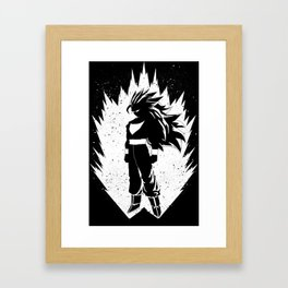 Son Gokū SS3 Framed Art Print