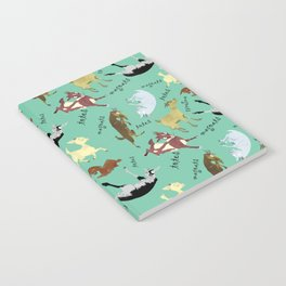 Totes Magoats Notebook