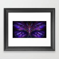 Monarch Framed Art Print