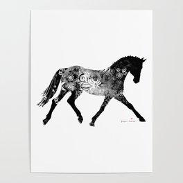 Horse (Noblesse oblige) Poster