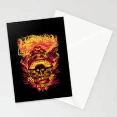 IMMORTAN JOE: THE ASHES OF THIS WORLD Stationery Cards