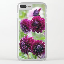 Longwood Gardens Autumn Series 157 Clear iPhone Case