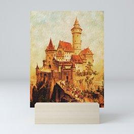 Castle Mini Art Print