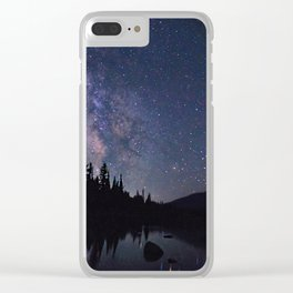 Jenny lake Clear iPhone Case
