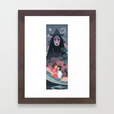 Return of the Spirit Framed Art Print
