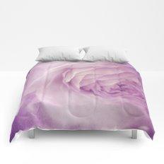 Vintage Ranunculus Comforters