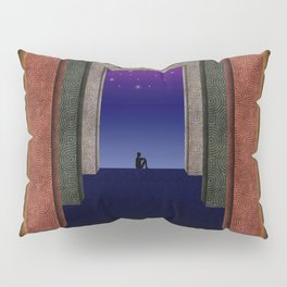 Halls of Solitude Pillow Sham