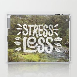 Stress Less Laptop & iPad Skin