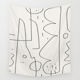 Won't you sing me something for the dark. Wall Tapestry