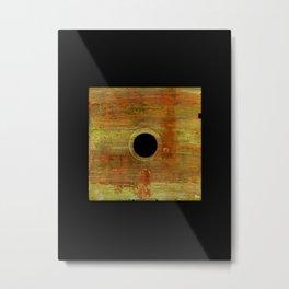 Floppy 2 Metal Print