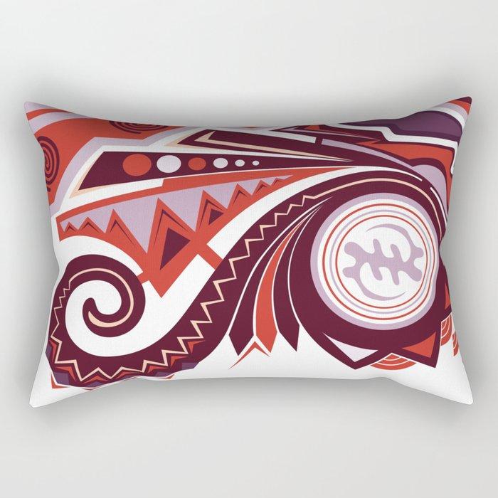 AKAN Rectangular Pillow