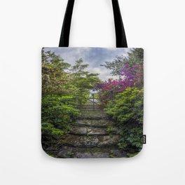 Enchanted Garden Tote Bag