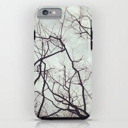 sticks in the gloom iPhone Case