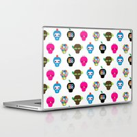 ufo Laptop & iPad Skins featuring Ufo by Plushedelica