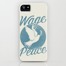 Wage Peace iPhone (5, 5s) Slim Case