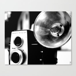 Brownie Points Canvas Print