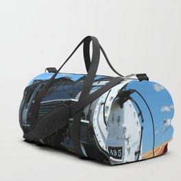 Cumbres And Toltec Steam Engine Duffle Bag