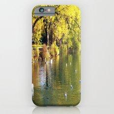 Autumn Mood at Lake Slim Case iPhone 6s