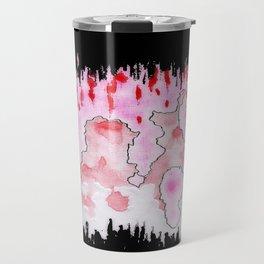 Sargassum Candy Travel Mug