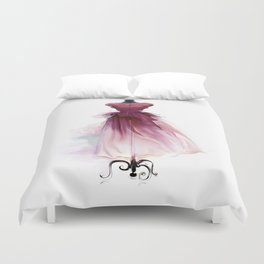 Beautiful dress Duvet Cover