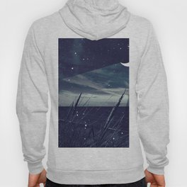 Before the storm - night Hoody