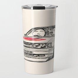 Crazy Car Art 0176 Travel Mug