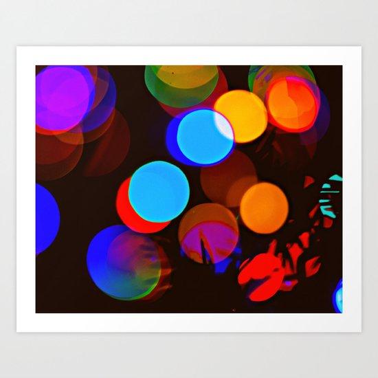 Twinkling Art Print