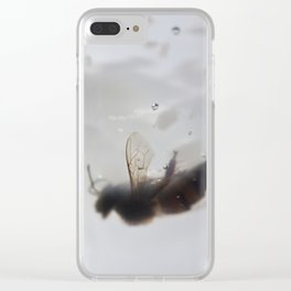 Bee III Clear iPhone Case