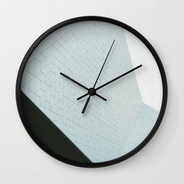 Amsterdam Eye Museum #1 Wall Clock