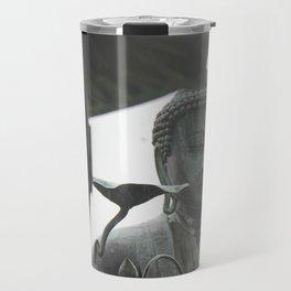 The Great Buddha Travel Mug