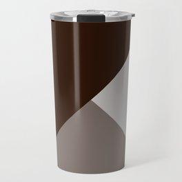 Chocolate Tones Travel Mug