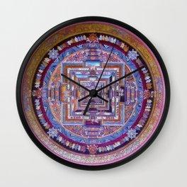 Kalachakra Sera - Mandala Wall Clock