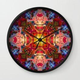 Tushita Heaven Wall Clock