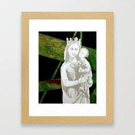 Tiny Mary No. 1 Framed Art Print