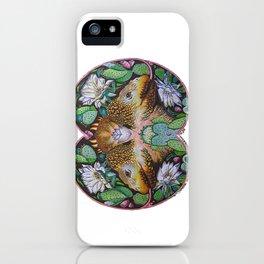 Iguanas design iPhone Case