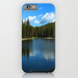 Tranquil Morning At Gull Point Drive iPhone Case