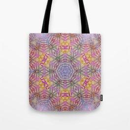 Mandala of love Tote Bag