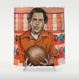 Donny / The Big Lebowski / Steve Buscemi Shower Curtain