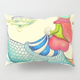 The Genius and the Lamp Pillow Sham