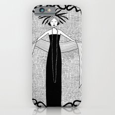 let the love that was once a fire remain an ember Slim Case iPhone 6s