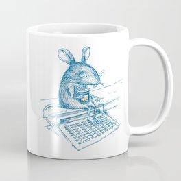 Cup O' Coffee NYC Style_rat Coffee Mug