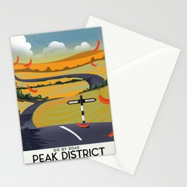 The Peak District Stationery Cards