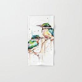 Kingfishers Hand & Bath Towel